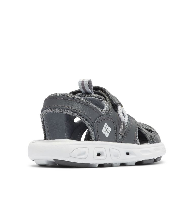 Toddler Techsun™ Wave Sandal Toddler Techsun™ Wave Sandal, 3/4 back