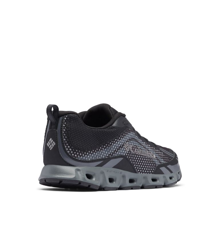 DRAINMAKER™ IV | 010 | 10 Zapato Drainmaker™IV para hombre, Black, Lux, 3/4 back