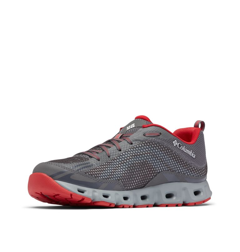 DRAINMAKER™ IV | 023 | 7.5 Men's Drainmaker™ IV Water Shoe, City Grey, Mountain Red