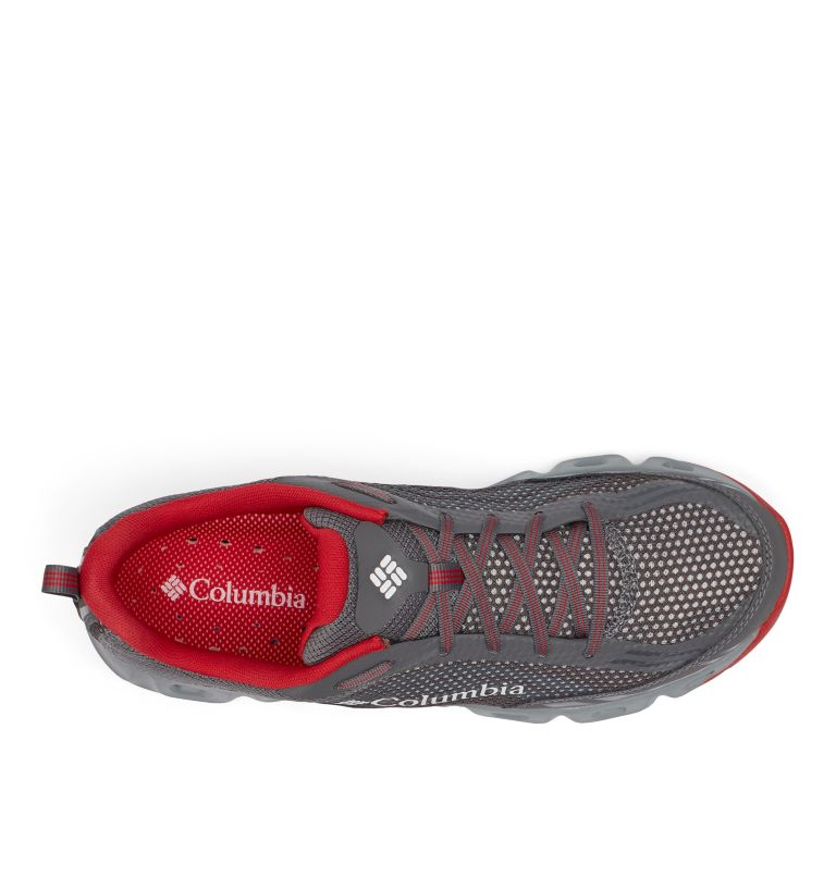 DRAINMAKER™ IV | 023 | 7.5 Men's Drainmaker™ IV Water Shoe, City Grey, Mountain Red, top