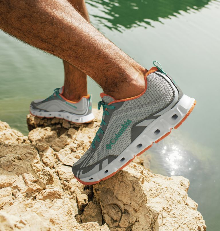 DRAINMAKER™ IV | 063 | 8.5 Men's Drainmaker™ IV Water Shoe, Grey Ice, Tropic Water