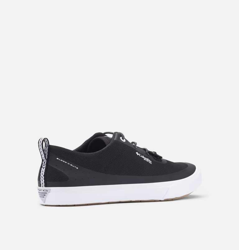 DORADO™ CVO PFG | 012 | 11 Men's Dorado™ CVO PFG Shoe, Black, White, 3/4 back