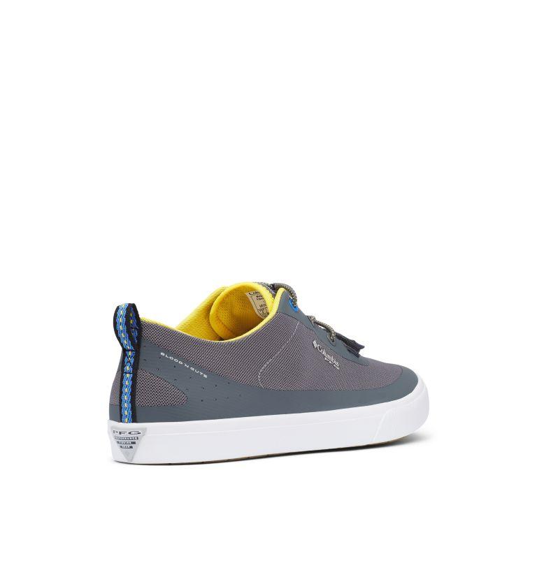 DORADO™ CVO PFG | 033 | 15 Men's Dorado™ CVO PFG Shoe, Ti Grey Steel, Electron Yellow, 3/4 back
