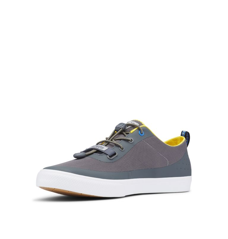 DORADO™ CVO PFG | 033 | 12 Men's Dorado™ CVO PFG Shoe, Ti Grey Steel, Electron Yellow