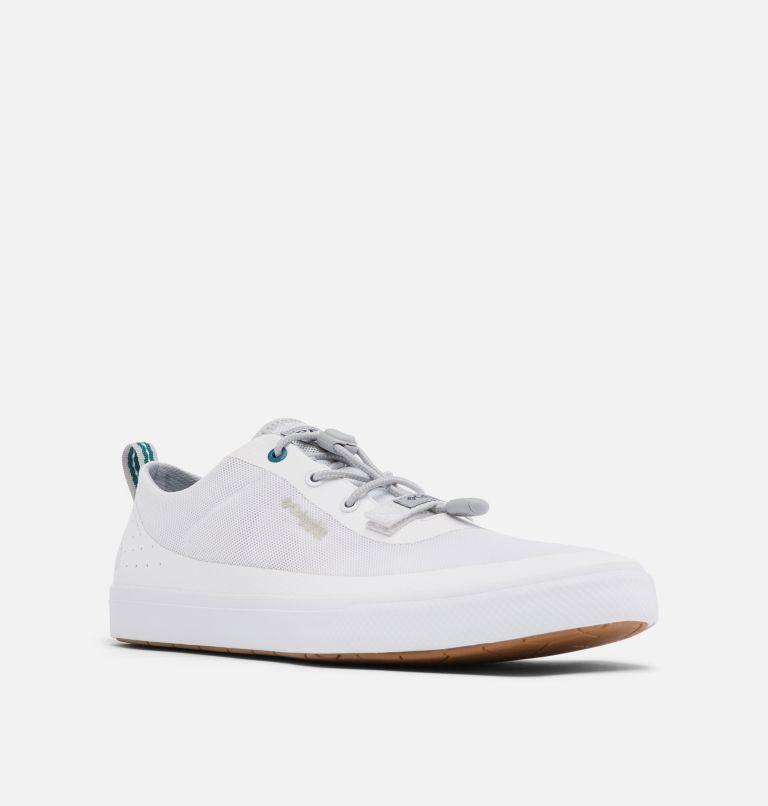 DORADO™ CVO PFG | 100 | 13 Men's Dorado™ CVO PFG Shoe, White, River Blue, 3/4 front