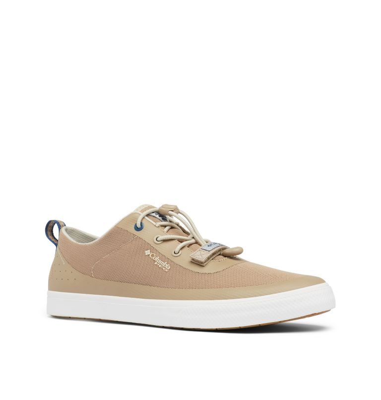 DORADO™ CVO PFG | 212 | 14 Men's Dorado™ CVO PFG Shoe, Oxford Tan, Carbon, 3/4 front