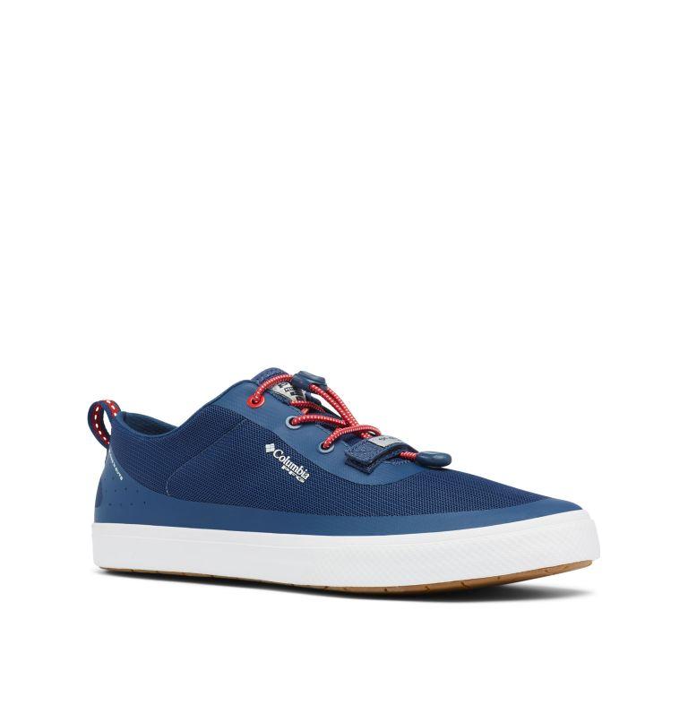 DORADO™ CVO PFG | 469 | 9 Men's Dorado™ CVO PFG Shoe, Carbon, Intense Red, 3/4 front
