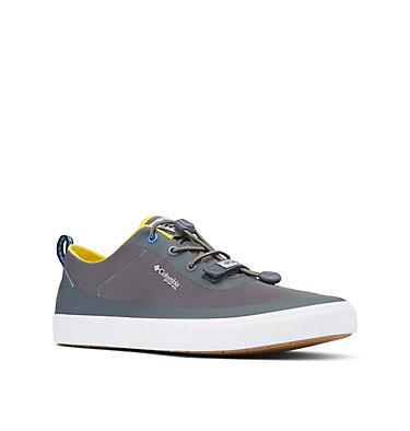 Men's Dorado™ CVO PFG Shoe - Wide DORADO™ CVO PFG WIDE | 100 | 10, Ti Grey Steel, Electron Yellow, 3/4 front