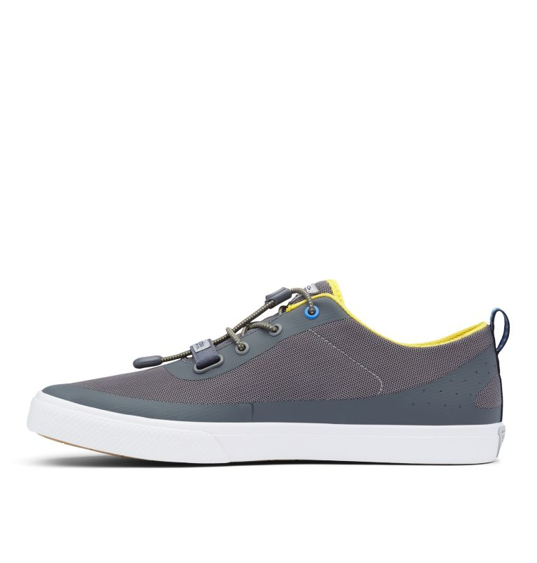 DORADO™ CVO PFG WIDE | 033 | 10 Men's Dorado™ CVO PFG Shoe - Wide, Ti Grey Steel, Electron Yellow, medial