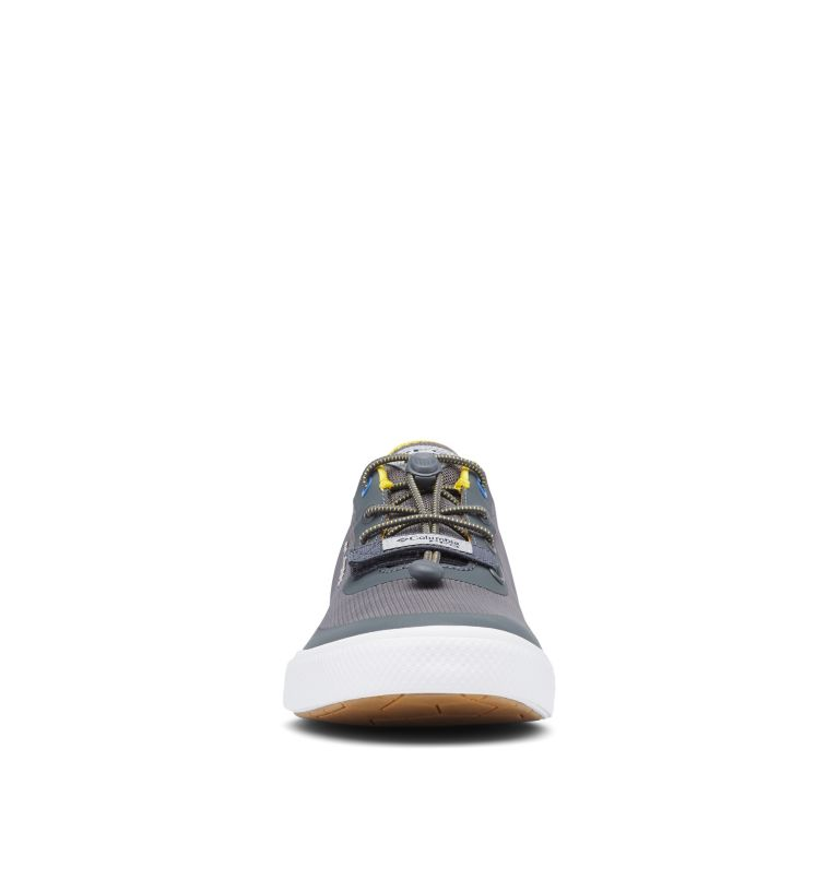 DORADO™ CVO PFG WIDE | 033 | 8 Men's Dorado™ CVO PFG Shoe - Wide, Ti Grey Steel, Electron Yellow, toe