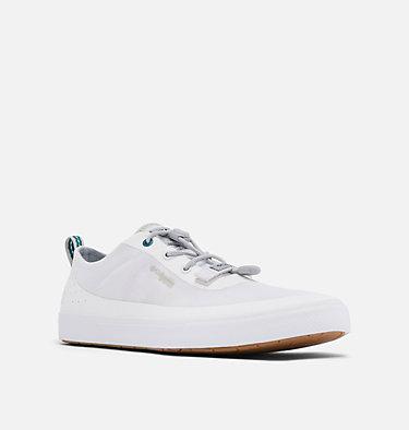 Men's Dorado™ CVO PFG Shoe - Wide DORADO™ CVO PFG WIDE | 100 | 10, White, River Blue, 3/4 front