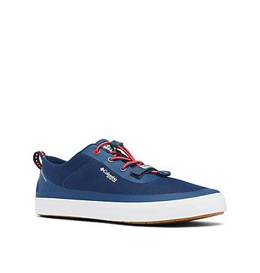 Men's Dorado™ CVO PFG Shoe - Wide DORADO™ CVO PFG WIDE | 100 | 10, Carbon, Intense Red, 3/4 front