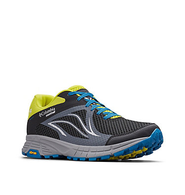 Men's Mojave Trail II OutDry™ Trail Running Shoe MOJAVE TRAIL™ II OUTDRY™ | 011 | 13, Black, Jewel, 3/4 front
