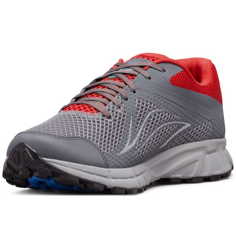 MOJAVE TRAIL™ II OUTDRY™ | 033 | 7 Scarpe da trail running Mojave Trail II OutDry™ da uomo, Ti Grey Steel, Hyper Blue