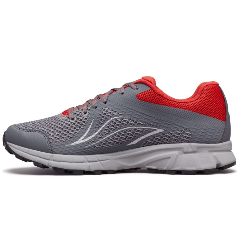 MOJAVE TRAIL™ II OUTDRY™ | 033 | 7 Scarpe da trail running Mojave Trail II OutDry™ da uomo, Ti Grey Steel, Hyper Blue, medial