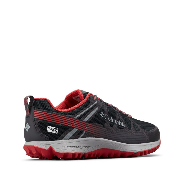 CONSPIRACY™ V OUTDRY™ | 013 | 9 Scarpe da hiking Conspiracy V OutDry™ Waterproof da donna, Black, Daredevil, 3/4 back