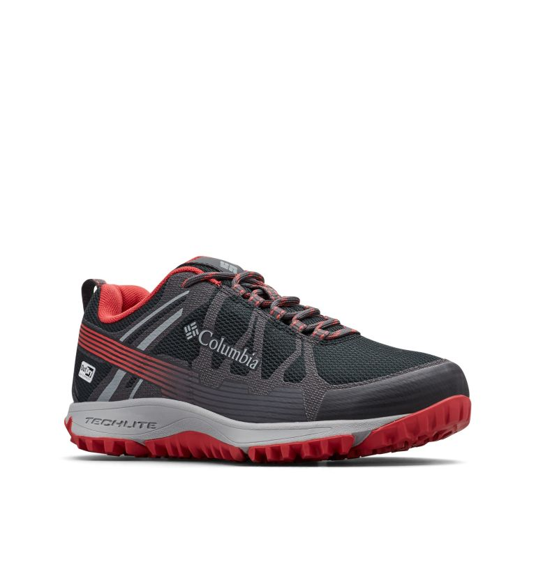 CONSPIRACY™ V OUTDRY™ | 013 | 9 Scarpe da hiking Conspiracy V OutDry™ Waterproof da donna, Black, Daredevil, 3/4 front
