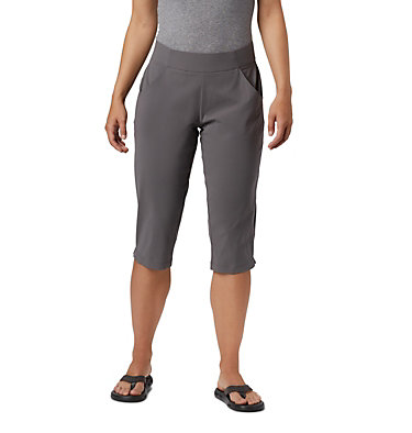 Women's Anytime Casual™ Capri Anytime Casual™ Capri | 319 | XS, City Grey, front