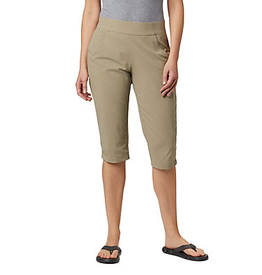 Women's Anytime Casual™ Capri Anytime Casual™ Capri | 319 | XS, Tusk, front