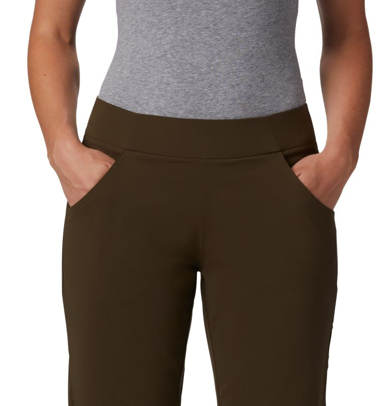 Anytime Casual™ Capri | 319 | S Women's Anytime Casual™ Capri, Olive Green, a1