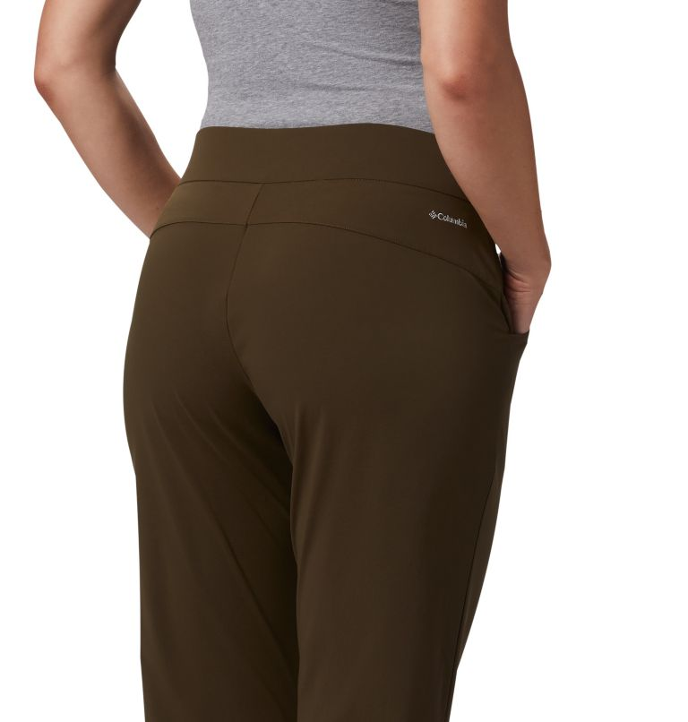 Anytime Casual™ Capri | 319 | L Women's Anytime Casual™ Capri, Olive Green, a2