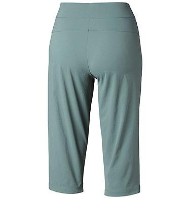 Women's Anytime Casual™ Capri - Plus Size Anytime Casual™ Capri | 010 | 1X, Pond, back