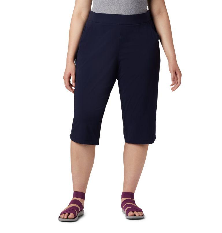 Women's Anytime Casual™ Capri - Plus Size Women's Anytime Casual™ Capri - Plus Size, front