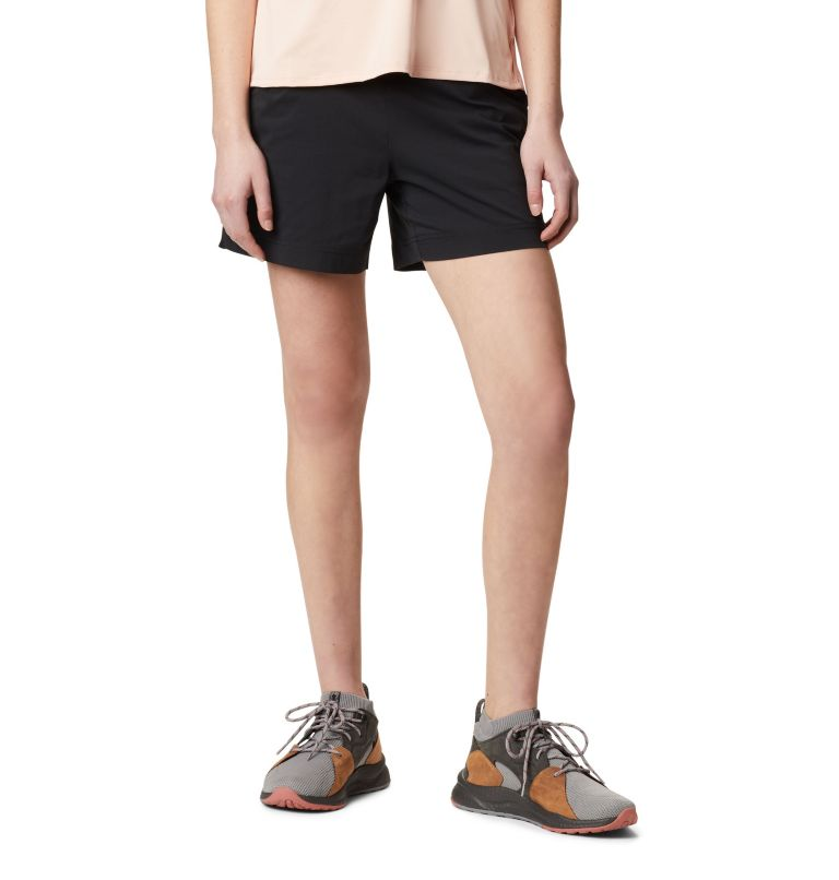 Anytime Casual™ Short   010   M Women's Anytime Casual™ Shorts, Black, front