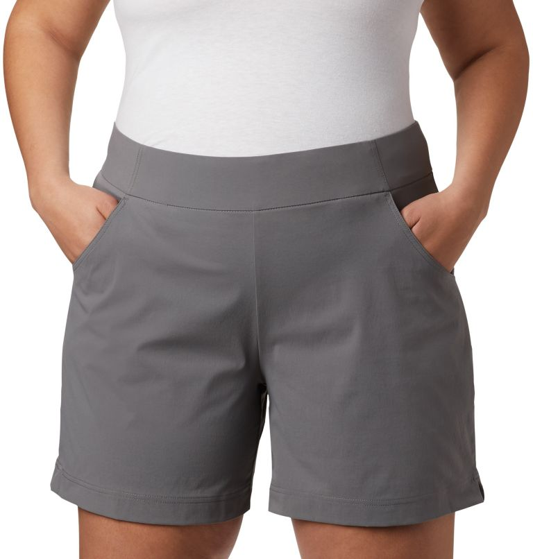 Women's Anytime Casual™ Shorts - Plus Size Women's Anytime Casual™ Shorts - Plus Size, a1