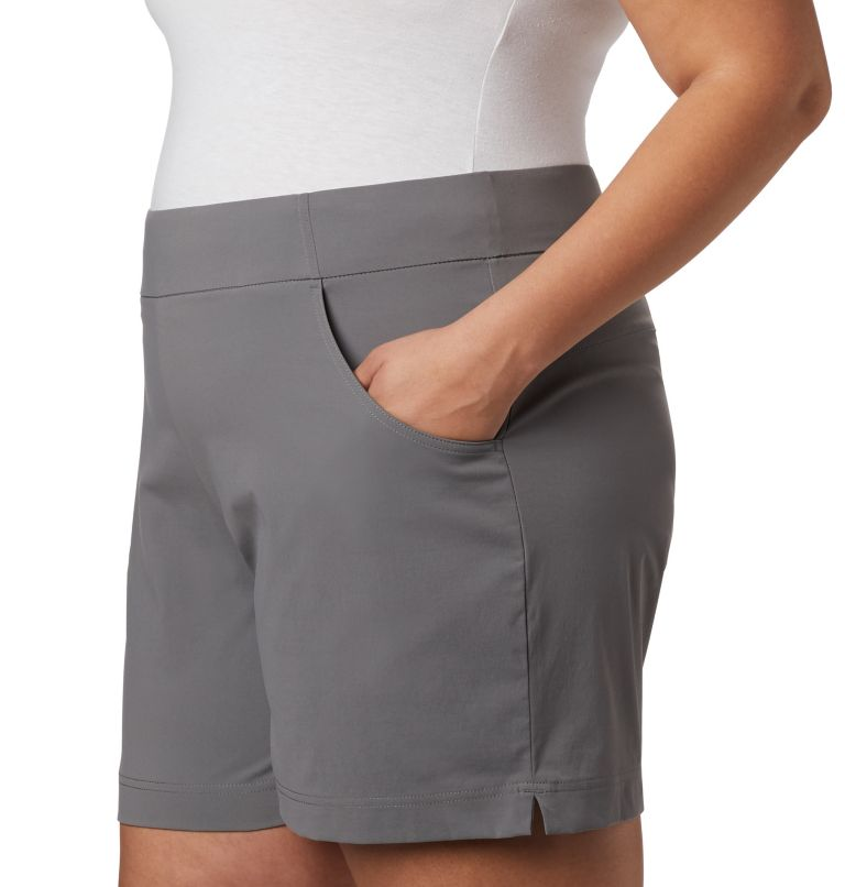 Women's Anytime Casual™ Shorts - Plus Size Women's Anytime Casual™ Shorts - Plus Size, a2