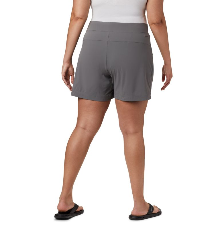 Women's Anytime Casual™ Shorts - Plus Size Women's Anytime Casual™ Shorts - Plus Size, back