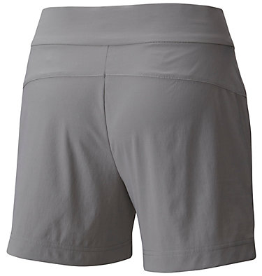 Short Anytime Casual™ pour femme - Grandes tailles Anytime Casual™ Short | 023 | 3X, Light Grey, back