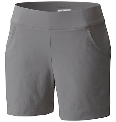 Short Anytime Casual™ pour femme - Grandes tailles Anytime Casual™ Short | 023 | 3X, Light Grey, front