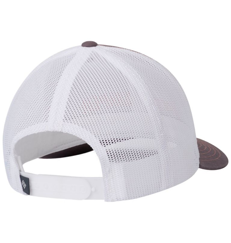 Columbia Womens™ Snap Back Hat | 561 | O/S Women's Columbia Snap Back Hat, Pulse, Happy Camper, back