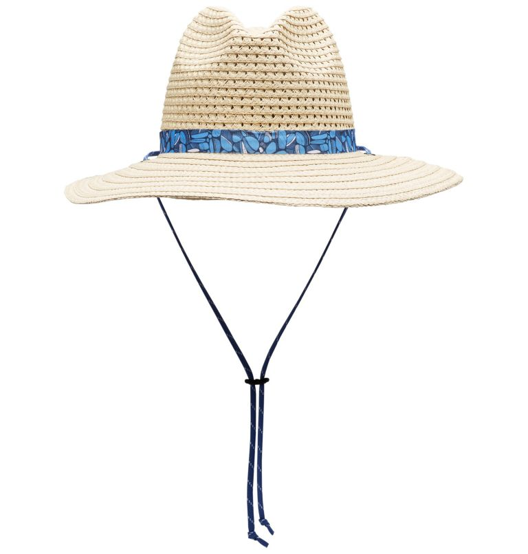 Women's Bella Falls™ Straw Hat Women's Bella Falls™ Straw Hat, back
