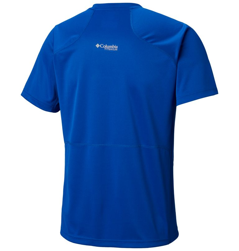 Men's Titan Trail™ Short Sleeve Shirt Men's Titan Trail™ Short Sleeve Shirt, back