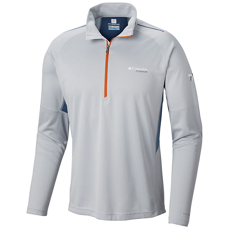 72614678 Men's Titan Trail™ Half Zip Shirt