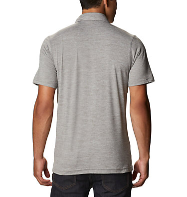 Men's Tech Trail™ Polo Shirt Tech Trail™ Polo | 613 | L, Boulder, back