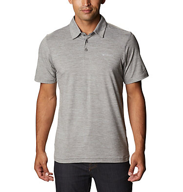 Men's Tech Trail™ Polo Shirt Tech Trail™ Polo | 613 | L, Boulder, front