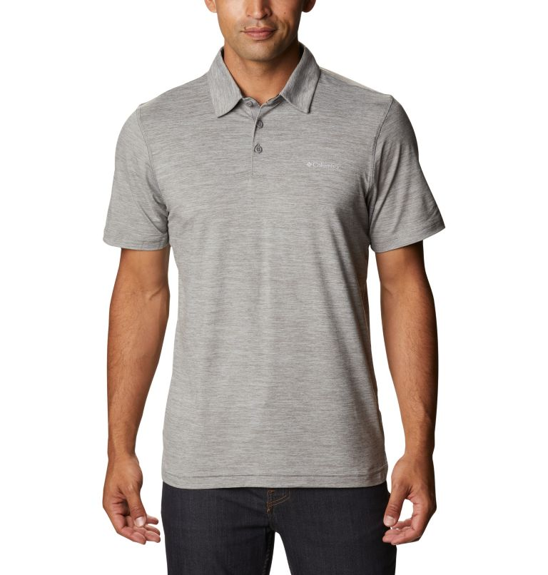 Tech Trail™ Polo | 003 | XL Men's Tech Trail™ Polo Shirt, Boulder, front