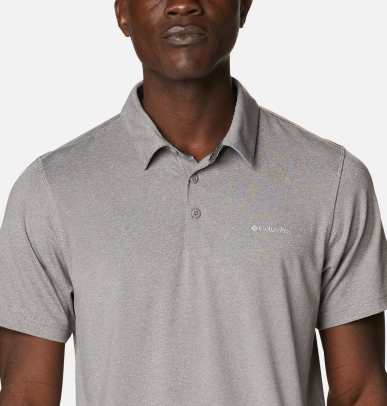 Tech Trail™ Polo | 004 | M Men's Tech Trail™ Polo Shirt, Boulder, a2