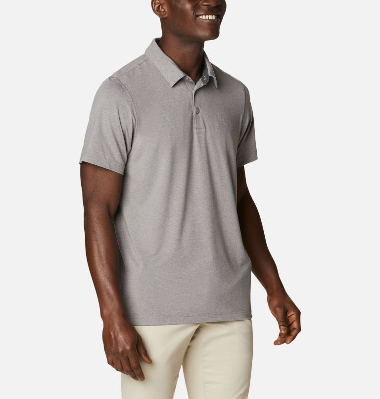 Tech Trail™ Polo | 004 | M Men's Tech Trail™ Polo Shirt, Boulder, a3