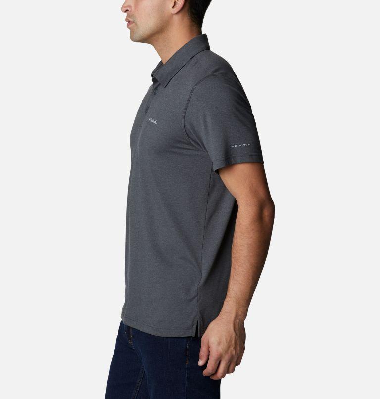 Tech Trail™ Polo   013   L Men's Tech Trail™ Polo Shirt, Shark, a1