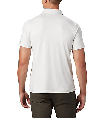 Men's Tech Trail™ Polo Shirt Tech Trail™ Polo | 613 | L, White, back