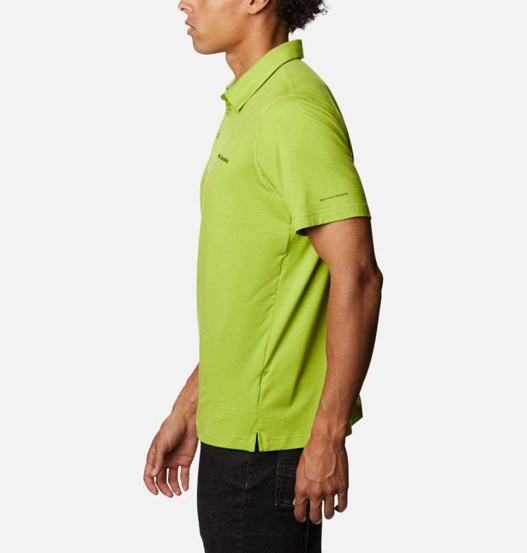 Tech Trail™ Polo | 352 | XL Men's Tech Trail™ Polo, Matcha, a1