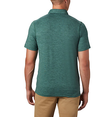 Men's Tech Trail™ Polo Shirt Tech Trail™ Polo | 613 | L, Rain Forest, back