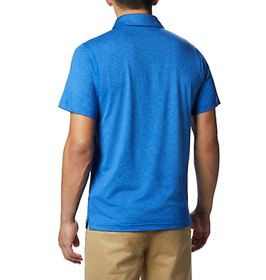 Men's Tech Trail™ Polo Shirt Tech Trail™ Polo | 613 | L, Azul, back