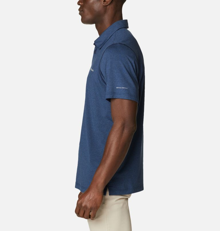 Tech Trail™ Polo | 465 | S Men's Tech Trail™ Polo Shirt, Collegiate Navy, a1