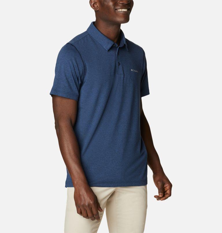 Tech Trail™ Polo | 465 | S Men's Tech Trail™ Polo Shirt, Collegiate Navy, a3