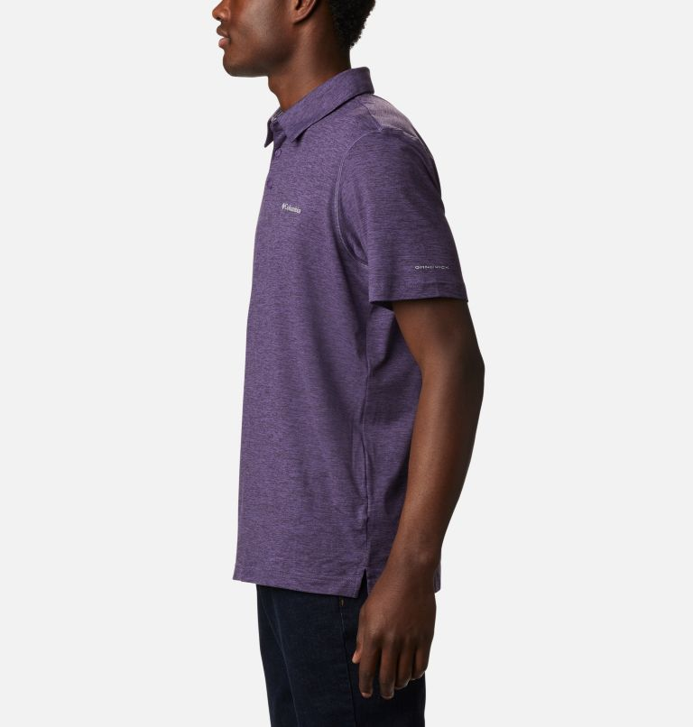 Tech Trail™ Polo | 555 | M Men's Tech Trail™ Polo Shirt, Soft Purple, a1